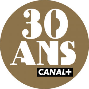 Logotype - Canal+ 30ans